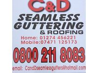 Roofing & seamless guttering