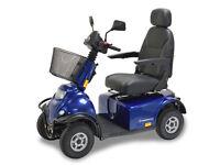 Mini Crosser 8mph All Terrain Mobility Scooter DELIVERY POSSIBLE
