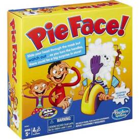 pie face game unopened