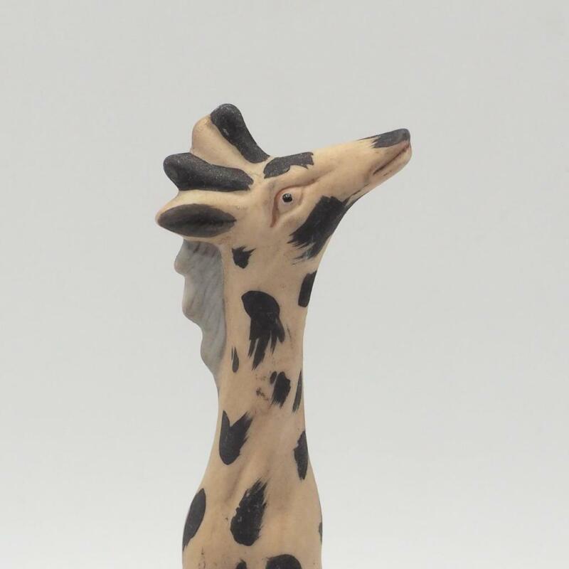 Vintage Porcelain Giraffe Figurine