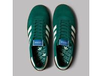 9177119b99ef Adidas Originals Montreal  76 Shoes - Noble Green Off White