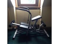 Pilates style Fitness Trainer