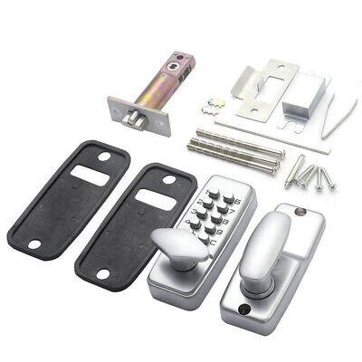 Stilvolle Push Button Mechanische Digital Kombination Code Pad Türschloss (Türschlösser Kombination)