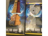 Doctor Who Cookie Cutters Biscuit cutters from Lakeland