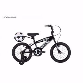 """Bumper Kids Bikes - 14"""" to 18"""" - Boys and Girls - Brand New - Under age 10 - Summer is Coming!!"""