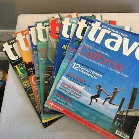 Sunday Times Travel Magazines