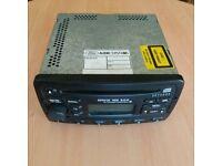 FORD AUDIO SYSTEM - 6000NE - CAR RADIO CD PLAYER - 6000 CD RDS E-O-N