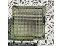 Vintage Heavy Duty Glass Bricks