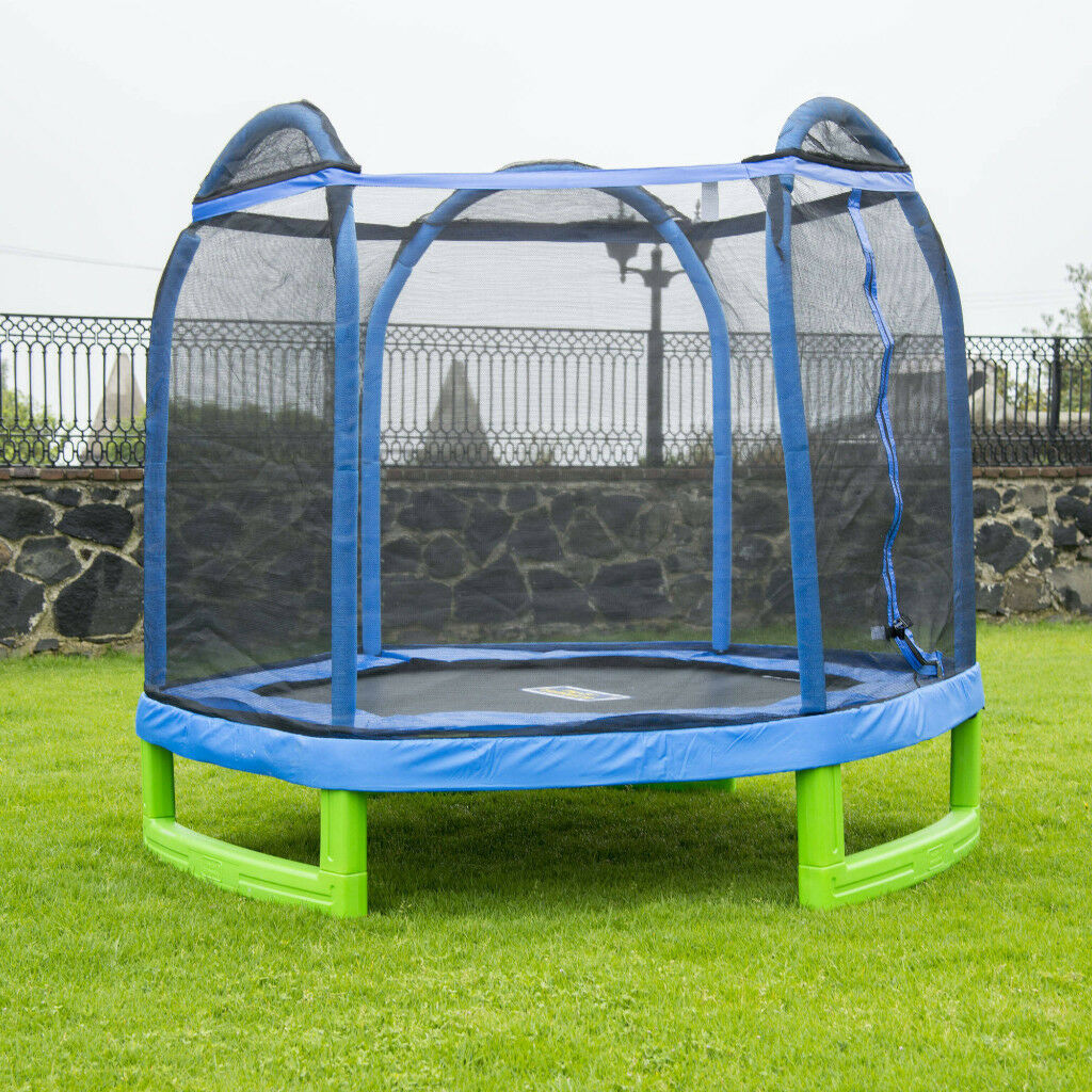 Trampoline for sale - REDUCED AS NEEDS TO GO TODAY