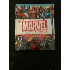 Marvel Comics Character Encyclopaedia