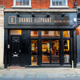 Enthusiastic and Talented Restaurant Waiting Staff Required in SW10