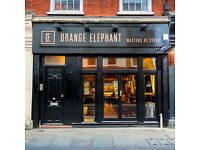Experienced Waitress/Waiter required in Chelsea SW10