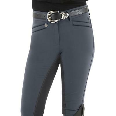Ovation Celebrity Slim Secret EuroWeave DX Front Zip Full Seat Breeches *NEW*