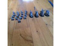 War hammer Small Seraphon army