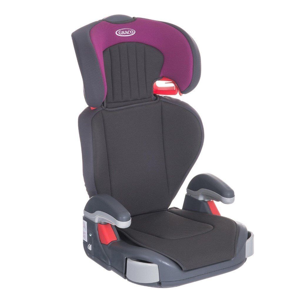 Graco Junior Car Seat Booster Highback Brand New