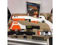 Cabelas Dangerous Hunts 2011 PS3 Plus Gun