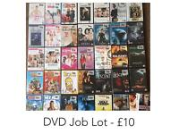 DVD Job Lot