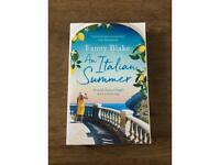 An Italian Summer Fiction Book