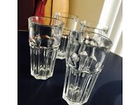 Four fab tall tumblers