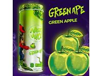 Green apple liquid