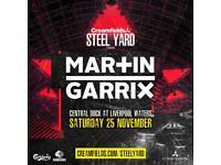 2 x tickets to Steel Yard tomorrow - happy to meet at venue