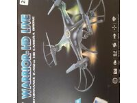Sky warrior-hd drone