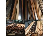 Hardwood beading and floor profiles for sale in bulk!