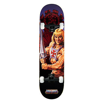 Element Skateboard Assembly Masters of the Universe He Man 8.25""
