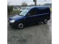 Clean 2011 combo 1.3 cdti psv 4 good tyres good driver no faults