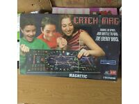 Brand new Catch Mag Magnetic Family Space Game age 6-99 tests skill and strategies