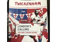 HSBC London sevens rugby final day