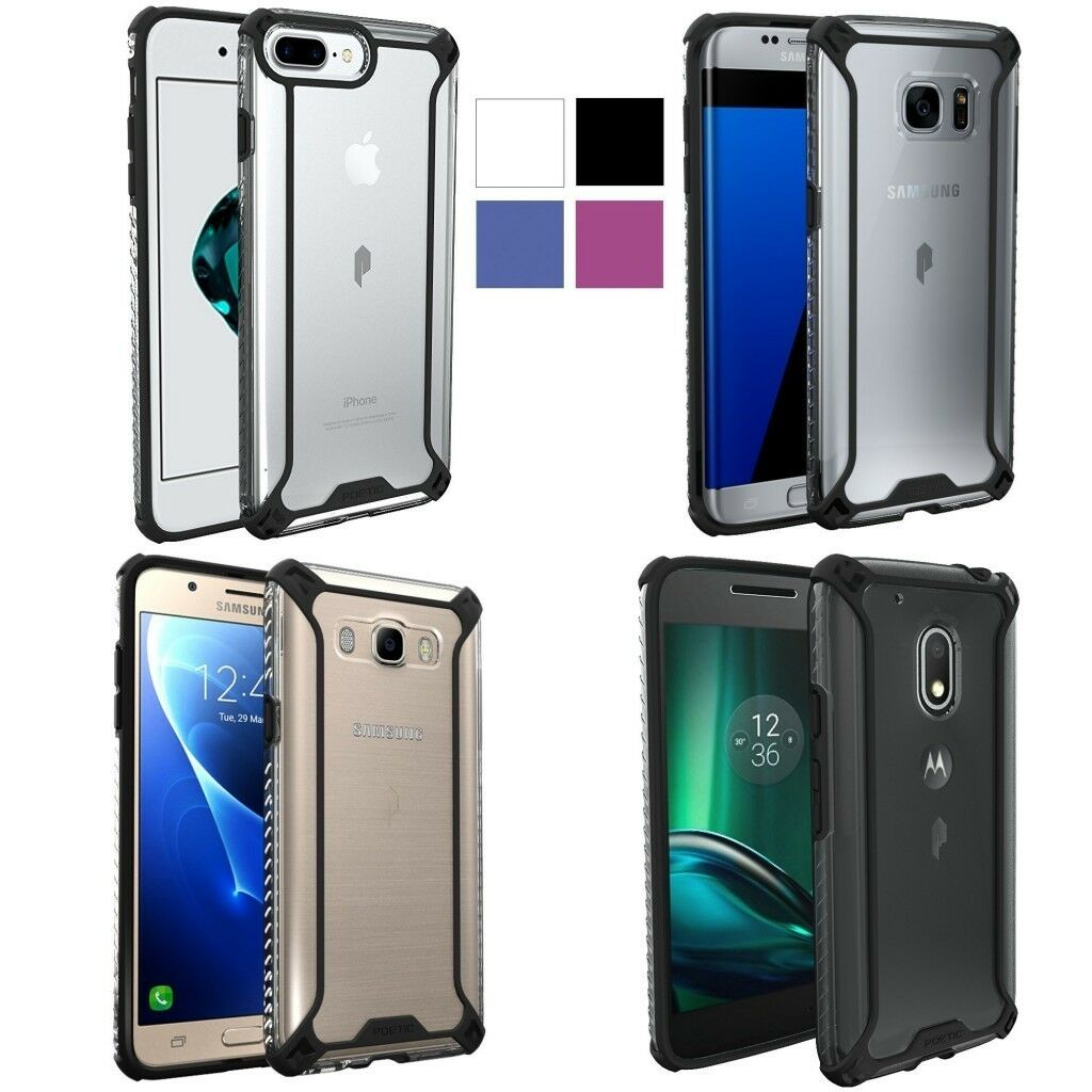 Poetic Affinity Case For Apple iPhone /Samsung Galaxy Note/S/J/ Motorola Moto G