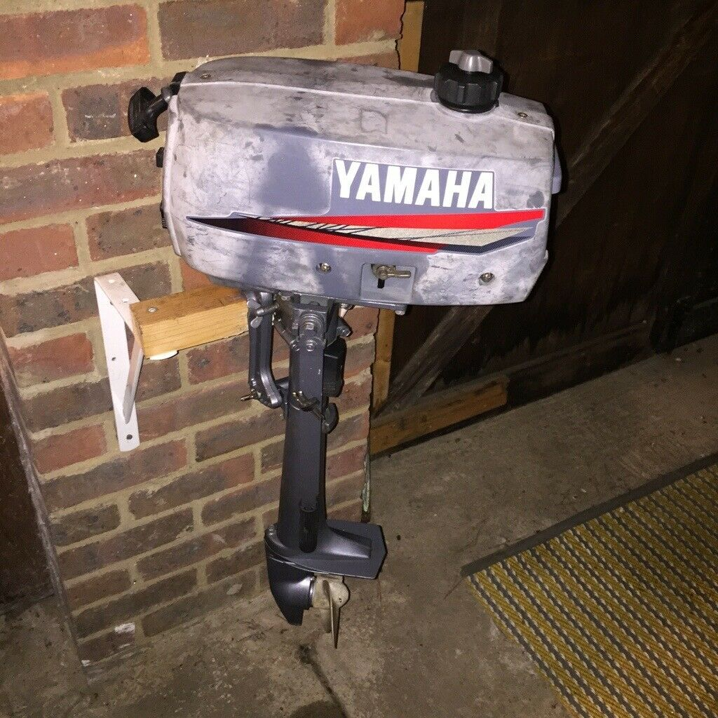 Outboard - Yamaha 2 hp 2 stroke | in Chobham, Surrey | Gumtree
