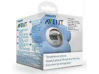 2 x NEW BOXED Philips Avent Baby Bath / Room Flower Thermometer price is for both