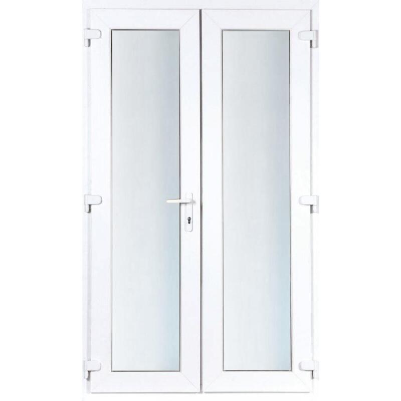 Exterior Double Doors Ebay