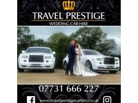Wedding Car Hire. Rolls Royce Phantom Ghost. Prom Birthday Party Stag Hen Night Out