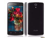 """NEW UNLOCKED 5"""" DUAL SIM 4G LTE ANDROID SMARTPHONE 2GB 16GB 4300mah BATTERY + CASE + EXTRA BATTERY"""