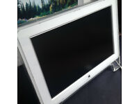 """Apple Cinema Display 20"""" LCD monitor [Vintage 2003] 1680×1050 Widescreen + ADC Connector +box [MINT]"""
