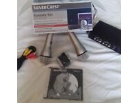 Karaoke Set by SilverCrest