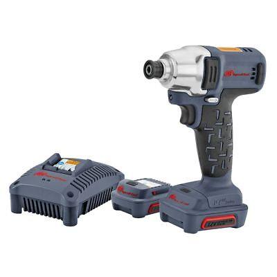 Ingersoll Rand W1110-K2 12V 1/4 HEX Impact Wrench Kit w/ 2 Batteries Kit W/2 Batterien