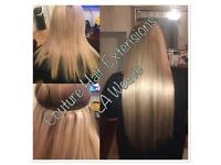 Mobile Hair Extensionist Fitting, maintenace and removal service - Micro Rings, Nano Rings, LA Weave