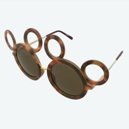 Tokyo Disney Resort limited Sunglasses 2021 Mickey Ver. Leopard print NEW