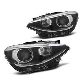 BMW 1 series f20 angel eye headlights xenons call 07932026058