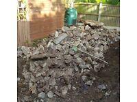Hardcore Rubble FREE Concrete Bricks