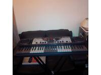 Yamaha DJX MK2 Keyboard