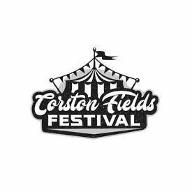 VOLUNTEER AT CORSTON FIELDS FESTIVAL 2018