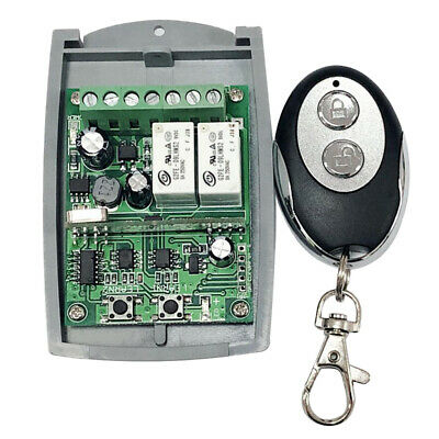 Wireless Remote Control Relay Switch Goose Egg 2-keys Remote Controller