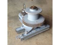 Hand operated winch three available suitable for many applications