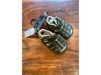 Babies booties/ sandles NEXT, size 0, brand new