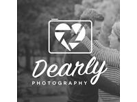 Dearly Photography: Natural Portrait/Lifestyle/Wedding Photographer - 50% Discount Promotion